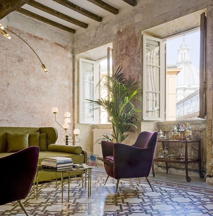Un week-end à Rome |MilK decoration