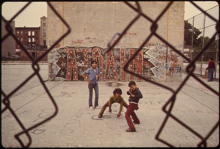 IlPost - Lynch Park, Brooklyn, 1974 (Danny Lyon / NARA) - Lynch Park, Brooklyn, 1974  (Danny Lyon / NARA)