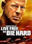 Live Free or Die Hard (2007) OMG I have seen all the movies and this was just icing on the cake for me, LOVE BRUCE WILLIS