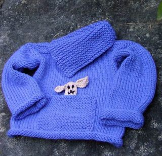 Leanne Dyck's blog: Honey Bunny children's sweater (free knitting pattern)