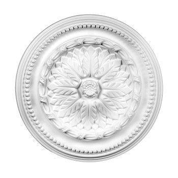 """#Ceiling #Medallion White Urethane 15 3/4"""" Diameter # 12341 Shop --> http://www.rensup.com/Ceiling-Medallions/Ceiling-Medallions-White-Urethane-Ceiling-Medallion-15-3-by-4/pd/12341.htm?CFID=1662069&CFTOKEN=8c758c5d1f381484-C10B0AE3-F968-AB58-EEF94F22EA157495"""