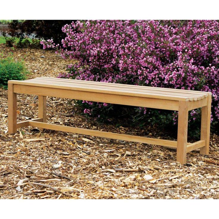 15 Must see Cheap Garden Benches Pins Concrete blocks Yard