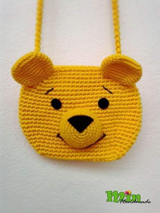 Luty Artes Crochet: bolsas e bolsinhas                                                                                                                                                     Mais