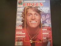 Andy Gibb, The Kinks, Rolling Stones, Pablo Cruise - Circus Magazine 1978