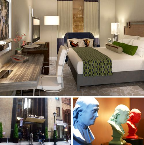 Hotel Deals: Introducing the Brand New Hotel Palomar Philadelphia, Offering an Amazing Introductory Thursday – Sunday Rate of $119