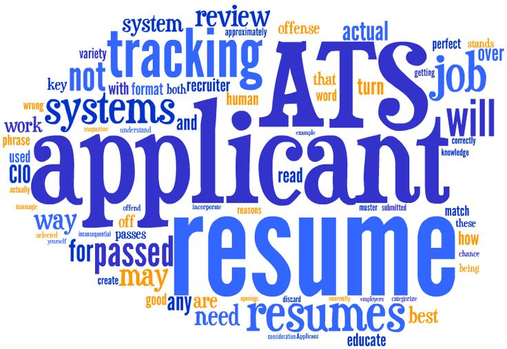 No B S Job Search Advice Never Apply for a Job Through the - resume parsing