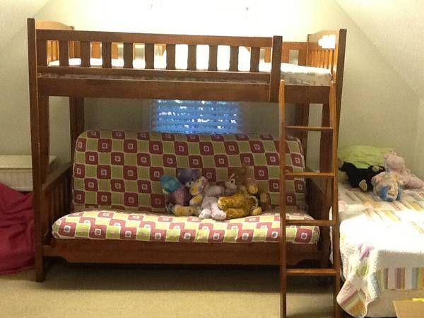 Futon Bunk Bed $500 Cordova Craigslist