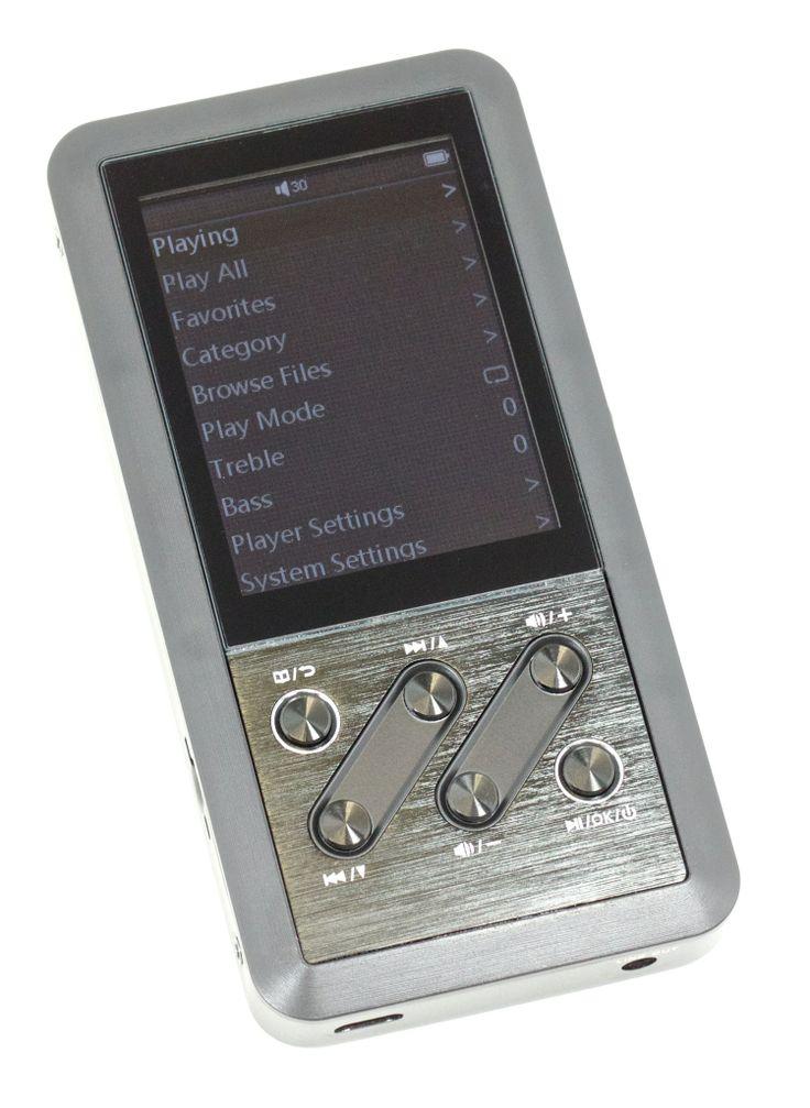 Fiio X3 Audiophile Music Player - Massdrop