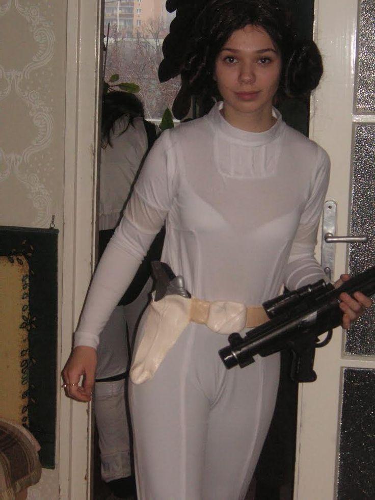 Star Wars jelmez, Leia