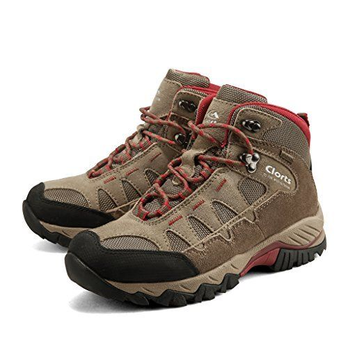 Clorts Women's Hiker Leather GTX Waterproof Hiking Boot Outdoor Backpacking Shoe HKM823  Run a bit small. Recommend ordering a half-size up or full size up from your normal size.  Suede, mesh and metal hardware upper  Lining: Uneebtex waterproof.Waterproof seam-sealed construction  Midsole: shock-absorbing eva. For long lasting comfort, superior cushioning, and high energy return  Insole: sanitized actifresh technology. Outsole: Rubber outsole
