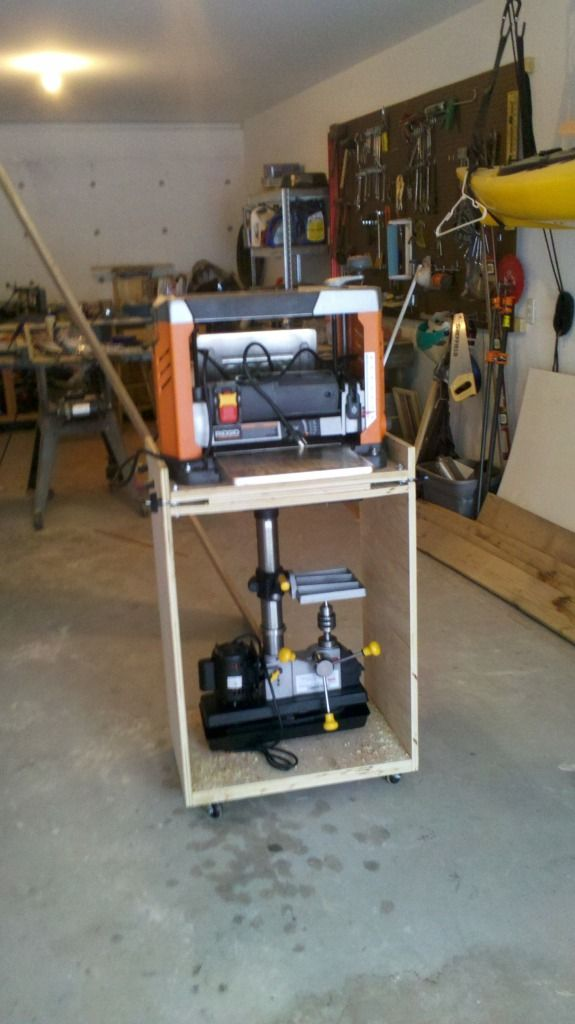 Flip Top Tool Stand Page 2 Woodworking Talk