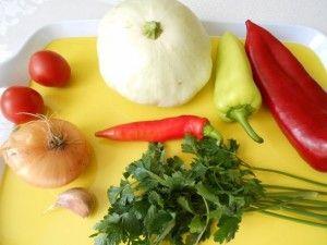 Patizón ako guláš, rezeň a paprikáš do 30 minút (fotorecept) - obrázok 1