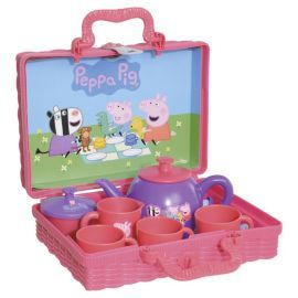Buy Peppa Pig Picnic Tea Set from our Cooking Role Play range - Tesco.com