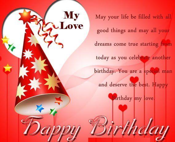 Happy Birthday Card For Boyfriend Birthday Birthday Message For Boyfriend Happy Birthday Cards Birthday Cards For Boyfriend