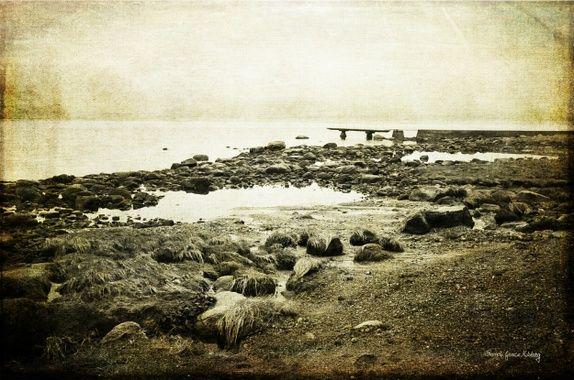 Rugged Coast - Signert og nummerert fotokunst