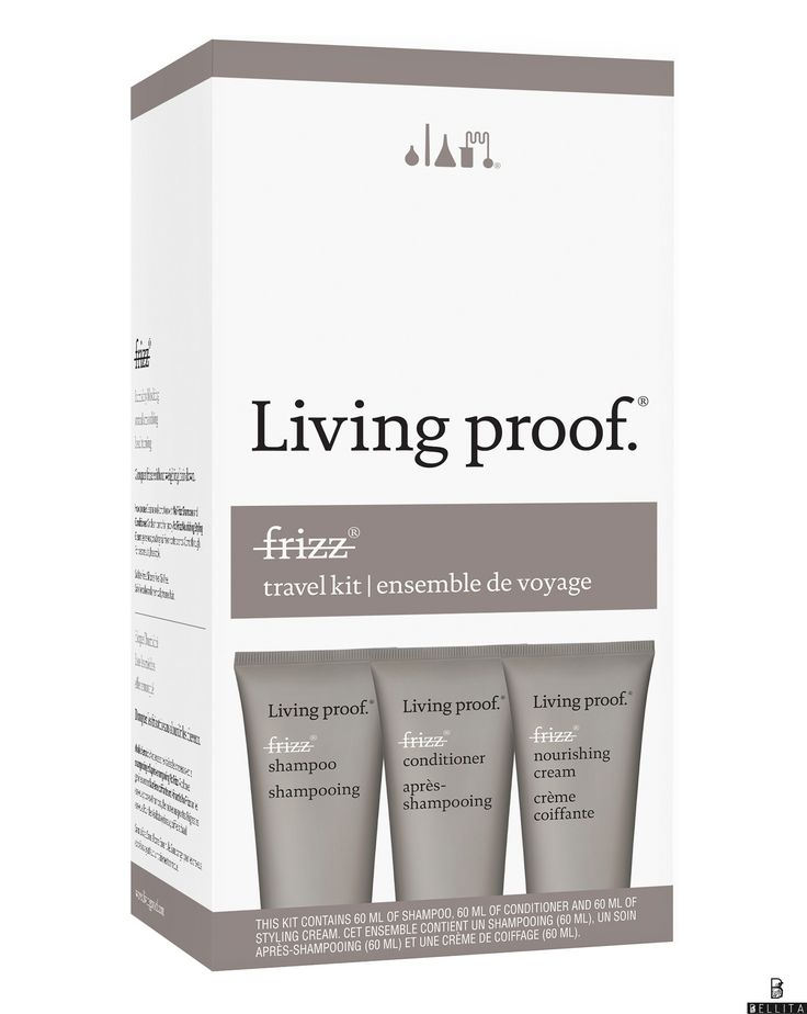 Living proof® No Frizz TRAVEL KIT - Zestaw podróżny.jpg