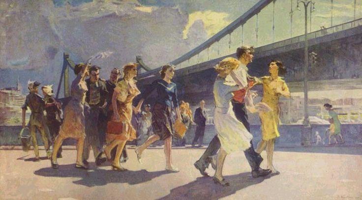 To Gorky Park!V. Kutilin (1951)