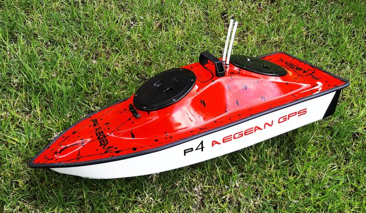 P3 Aegean - P4 Aegean - F3 Aegean...the intelligent RC fishing boats with GPS-V3 http://baitboat.gr