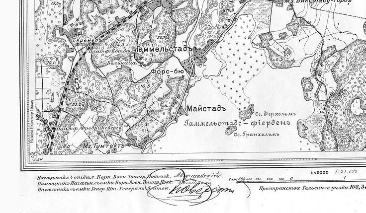 Venäl. sotilastopografikunta. Kansalliskirjasto