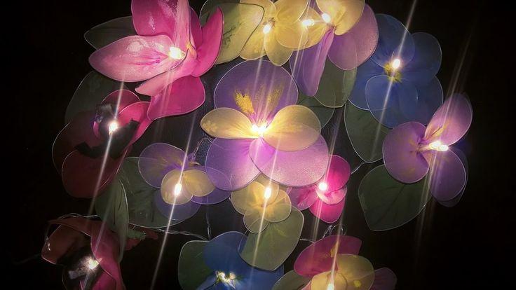 Jak zrobić świecące kwiatki z rajstop - Pomysły plastyczne dla każdego