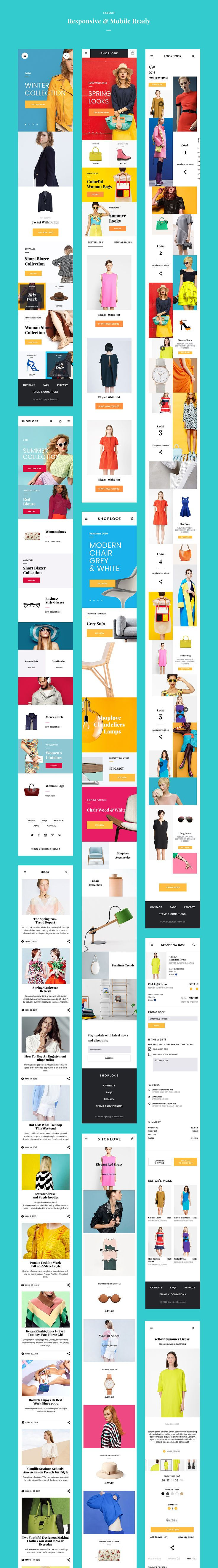 SHOPLOVE on Behance