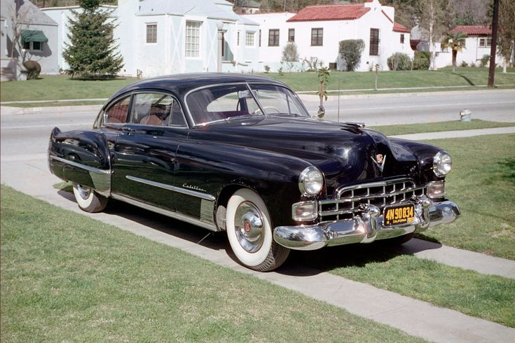 Cadillac 1948 - Cadillac (entreprise) — Wikipédia