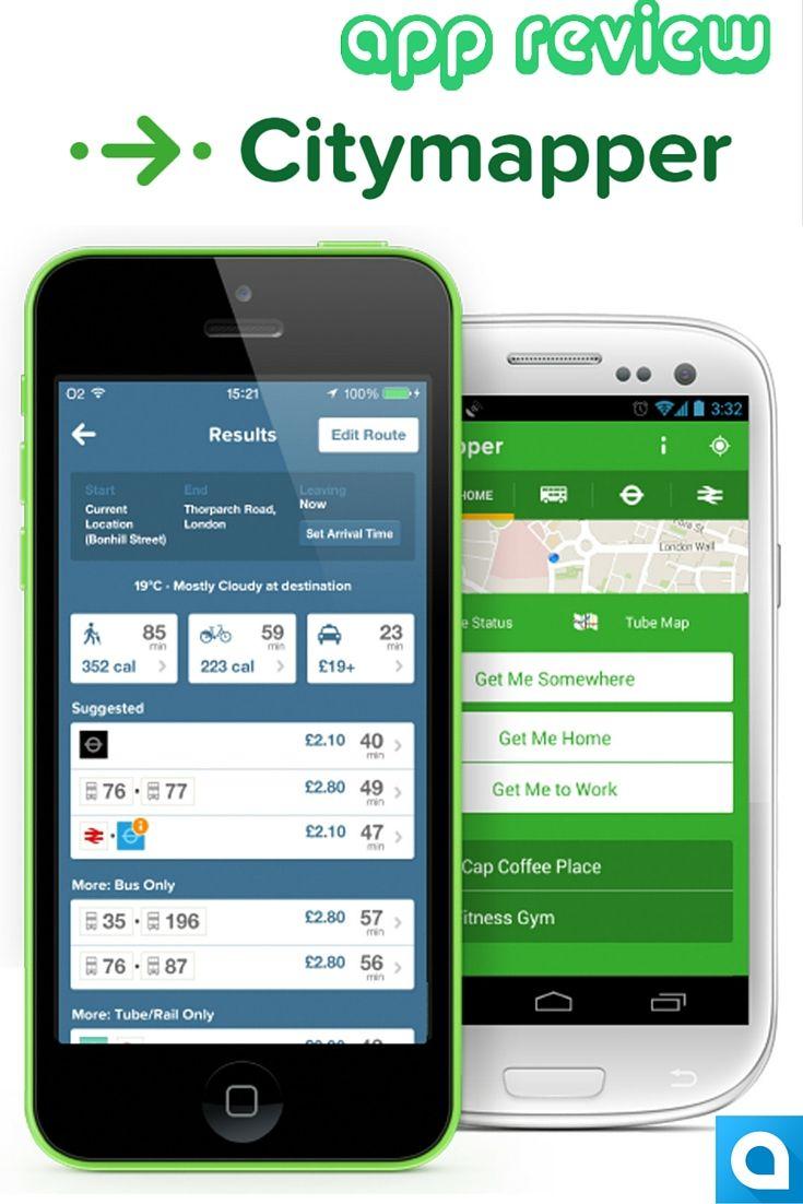 This app will change your life: CityMapper #travel #offline #app #tips #best