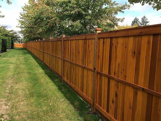 Cheapest Way To Build A Wood Privacy Fence Wood Privacy Fence