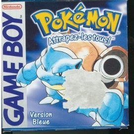 Pokemon Bleu