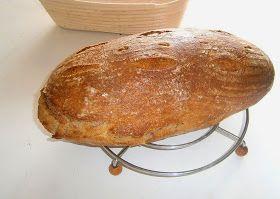 motýlia :) vareška: Jednoduchý kváskový chlieb (od Ivy)