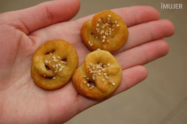 Pretzel caseros, iguales a los famosos pretzel americanos - El Gran Chef