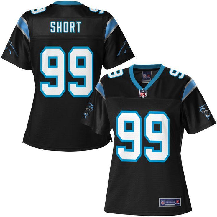 NFL Pro Line Women's Carolina Panthers Kawann Short Team Color Jersey