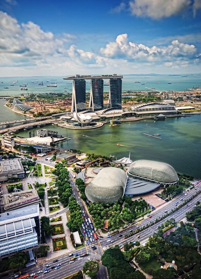 Singapore  #travel #singapore #mustvisit