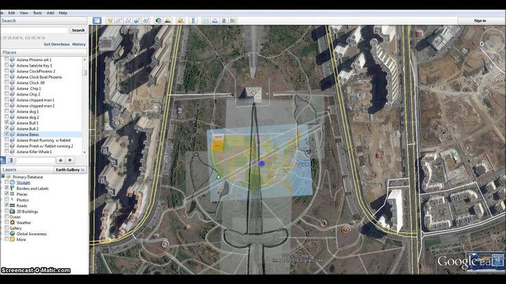 Part 2 Khan Worm Astana Kazakhstan Mark of the Beast Illuminati Freemaso...