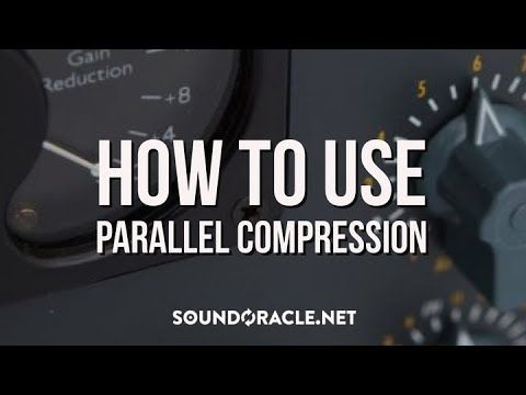 "🚨 Video Tutorial 🚨 👀 Watch as professional engineer @Realistic_Pro gives you straight 💎💎💎 on ""How To Use Parallel Compression"" WATCH IT HERE 👉 https://www.youtube.com/watch?v=b--N9lHaX1g"
