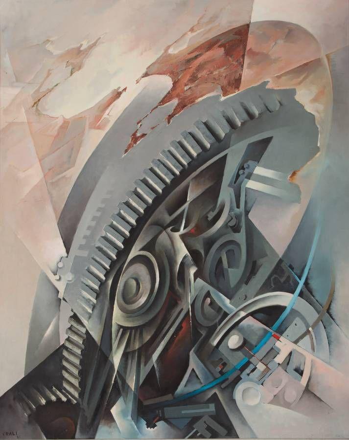 Macchine in cielo (1980)