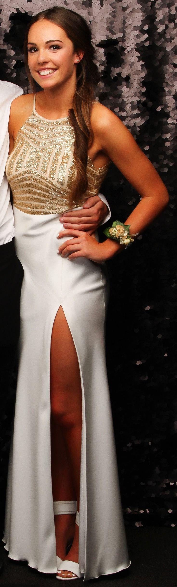 St Kentigern College Ball 2015. Gorgeous Grecian look! www.whitedoor.co.nz