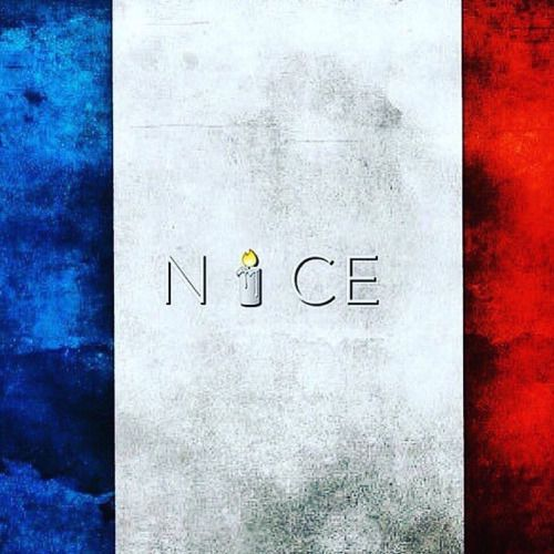 Candle For Nice prayer pray in memory tragedy prayers in memory. pray for nice…