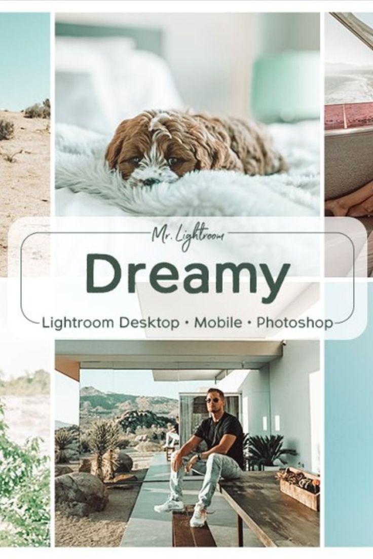 Dreamy Lightroom Preset in 2020 Free lightroom presets