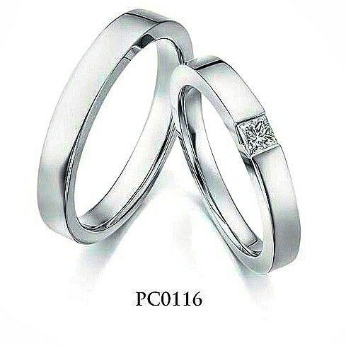 This classic wedding ring depicts two lovers who still want togetherness even though there are differences. These rings look beautiful with diamonds in the ring engraving. On the other rings, a design that displays maturity can also be used by a couple of men with aplomb.  For more contact information Just click this link https://m.bukalapak.com/artowear?dtm_section=sidebar&dtm_source=product_detail&dtm_campaign=default