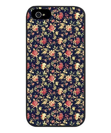 Loving this Floral Rose Case for iPhone 4/4S on #zulily! #zulilyfinds