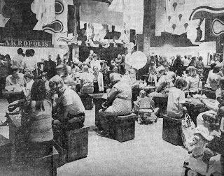 CHARLOTTE EATS: Eastland Mall - 1970's