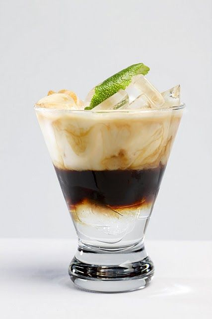 Coconut Espresso - awesome on hot days!