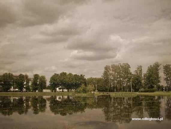 Jeziorko miejskie - Nidzica