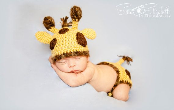 Hey, I found this really awesome Etsy listing at https://www.etsy.com/listing/168274544/baby-giraffe-photo-propgiraffe-hat-and
