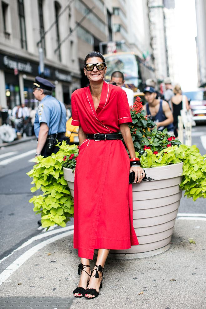 PE2017 street style new york fashion week printemps ete 2017 96
