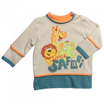 Little Safari Long-sleeve T