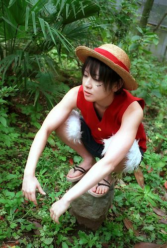 Monkey D. Luffy | One Piece #cosplay #anime