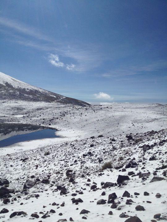 Nevado de Toluca in San Miguel Zinacantepec, México