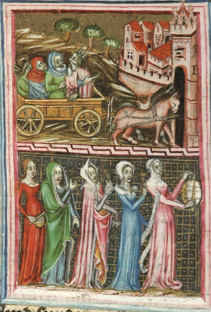 Bible Václava IV  1390 a 1400
